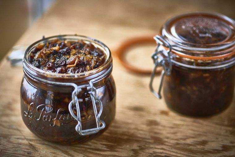 Luxury mincemeat filling