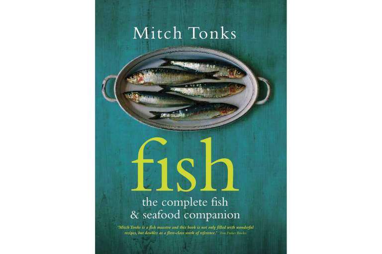 Fish. Cookery book by Mitch Tonks
