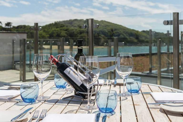 The Jetty Restaurant, Salcombe Harbour Hotel