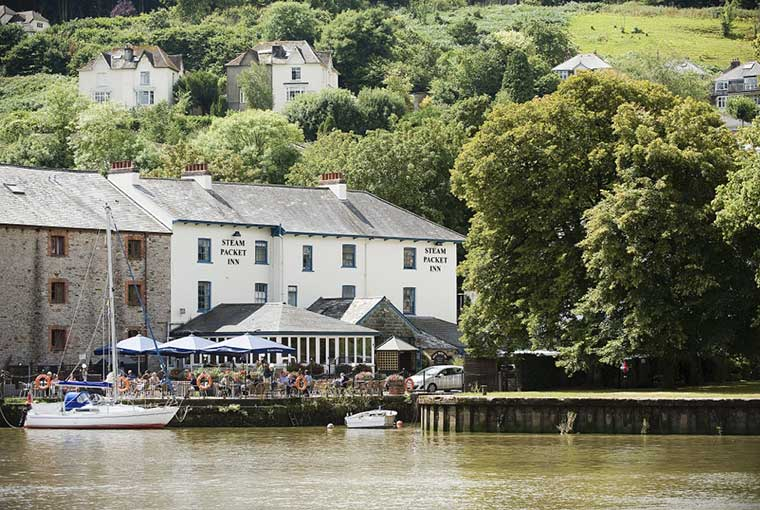 Steam Packet, Totnes