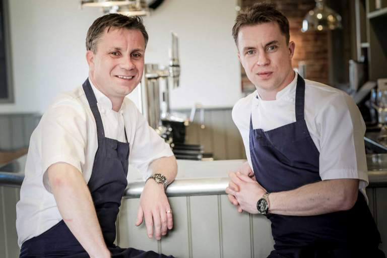 The Tanner Brothers are celebrating 20 years of success in Devon