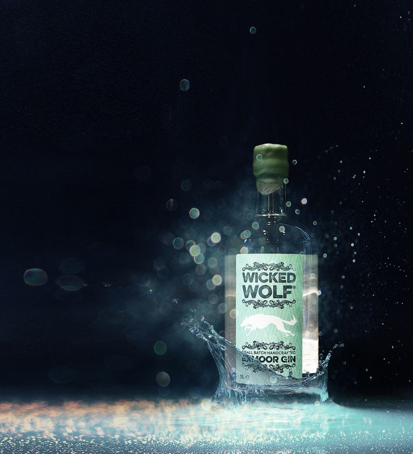 Wicked Wolf Gin Hero